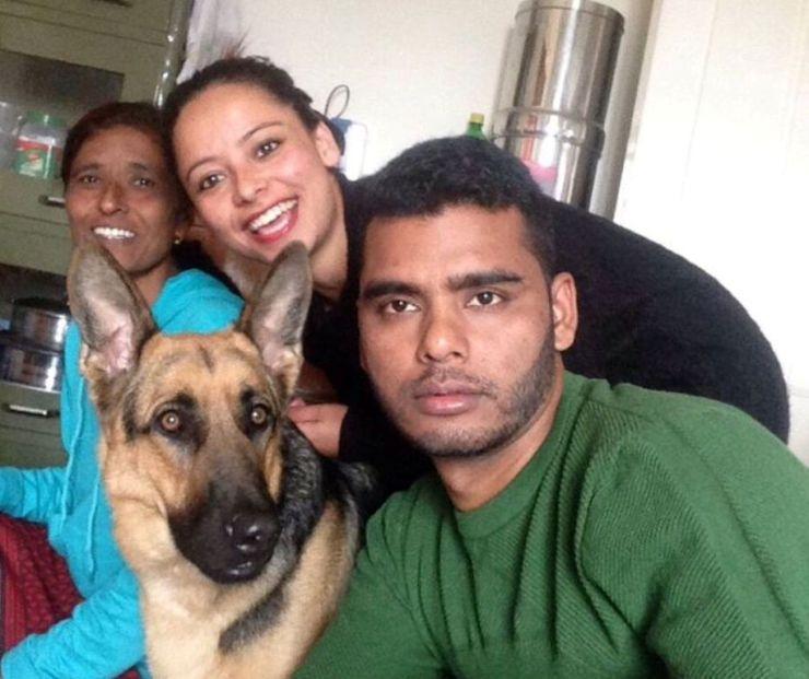 Flocky with Luma, Rekh and Raju
